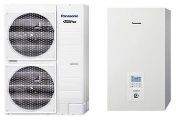 Тепловий насос Panasonic WH-SXC12H6E5/WH-SXC12H6E5