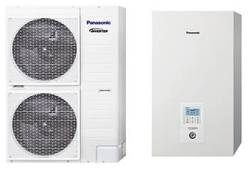 Тепловой насос Panasonic WH-SXC12H6E5/WH-SXC12H6E5