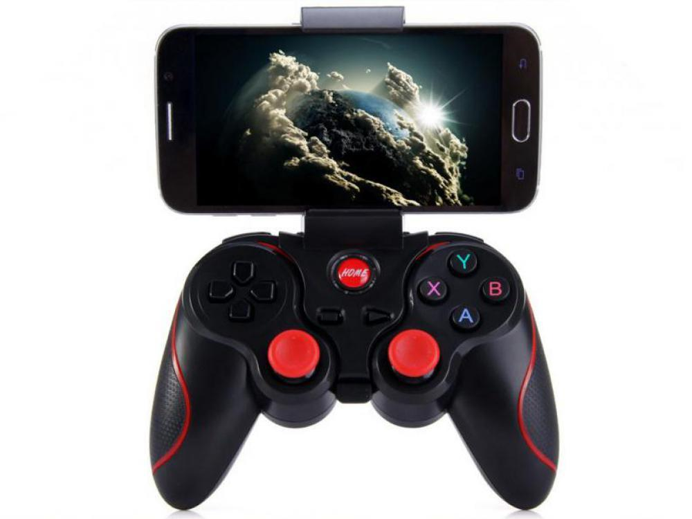 Джойстик Terios Bluetooth Gamepad T-3