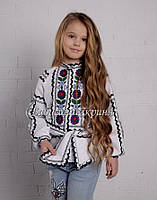 Заготовка для вишивки дитячої сорочки БС-139д, фото 1