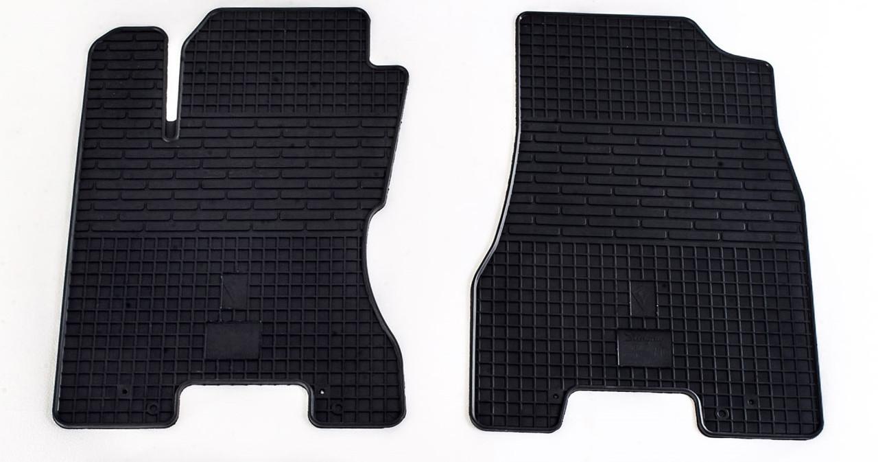Килимки в салон для Nissan X-Trail 07- (передні - 2 шт) 1014022