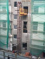 Подъемник строительный грузовой мачтовый, фото 1