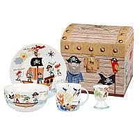 Набор детской посуды фарфоровый Churchill Little Rhymes 4 предмета PIRA00011