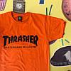 Футболка Thrasher orange (реплика), фото 3