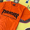 Футболка Thrasher orange (реплика), фото 2