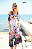 Женское летнее платье 260 ш