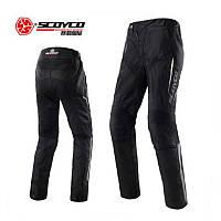 Мото штаны текстильные Scoyco PO18-2, фото 1