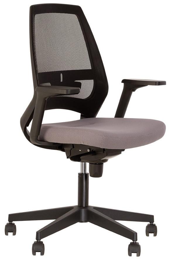 Кресло операторское 4U NET black ES PL70 ТМ Новый Стиль