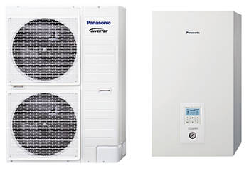 Тепловой насос Panasonic WH-SXC12H9E8/WH-SXC12H9E8