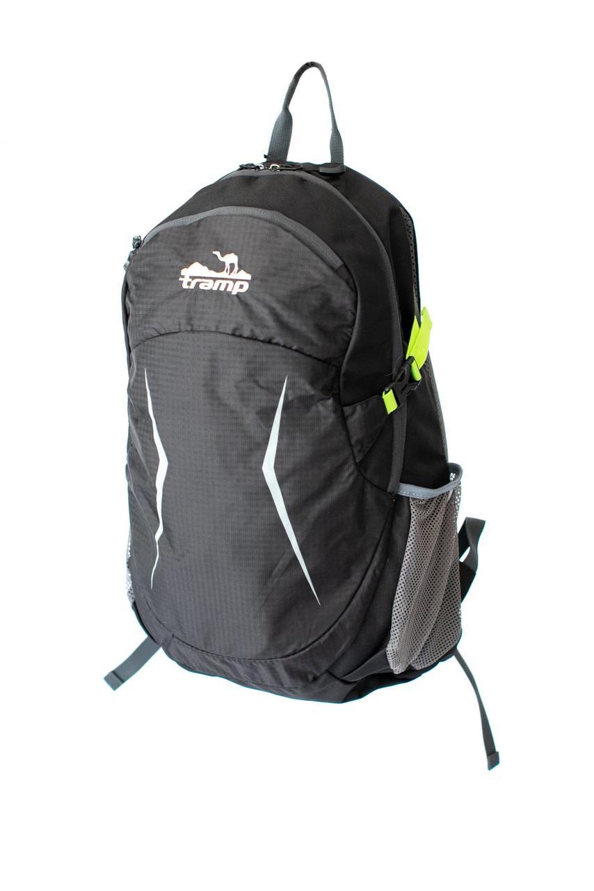 Рюкзак Tramp Crossroad TRP-035, 28л черный
