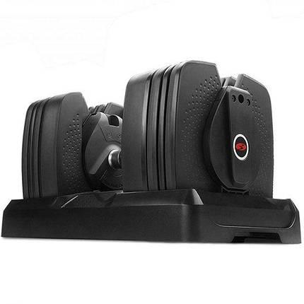 Наборные гантели Bowflex SelectTech 2-27 кг., код: BW560, фото 2