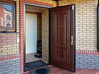 Советы по уходу за входной металлической дверью