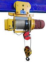 Тельфер 0,5т/12м производства Россия (Барнаул) Грузоподъемность 500 кг, высота 12,5 метра  Т050-521, фото 1