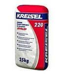 Клей для плит из пенополистирола армирующий KREISEL Armierungs-Gewebekleber   220