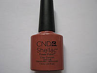 Гель-лак Shellac CND Clay Canyon