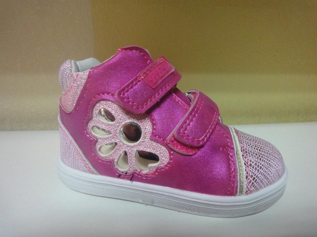 31073502 Демисезонные ботинки 21,22,25 р. Clibee на девочку, кроссовки, осенние