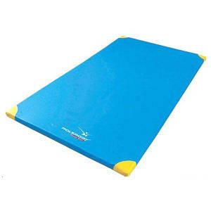 Мат гимнастический PolSport 2000x1200х50 мм, код: PS177H