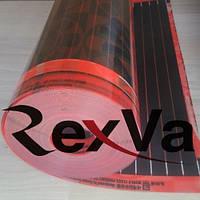 Пленочный инфракрасный теплый пол RexVa XT-310 PTC
