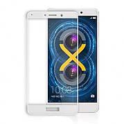 Защитное стекло Full Cover Huawei Honor 6a White