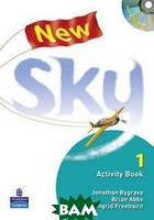 Jonathan Bygrave New Sky 1 Activity Book (+ CD-ROM)