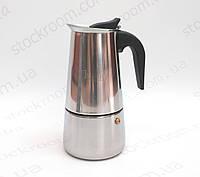 Гейзерная кофеварка Krauff 26-203-070, фото 1