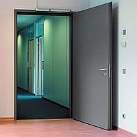 Основные критерии противопожарной двери