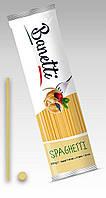 Макароны Banetti Spaghetti 1.7 мм (спагетти) 500 гр