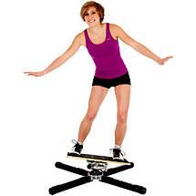 Балансировочная платформа Gyroboard Health & Fitness, код: GY001FLAL, фото 2