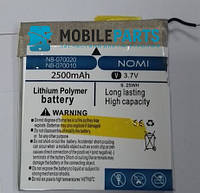 Аккумулятор для планшета Nomi C070044 (3.7V 3500 mAh)