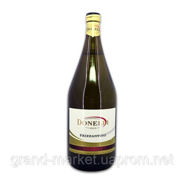 Вино ігристе Frizzantino Donelli, 1,5 l