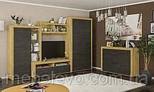 Гостиная  Неон 2 2180х3400х605мм    Мебель-Сервис, фото 2