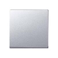 Клавиша выключателя, алюминий Shneider Merten (MTN433160)