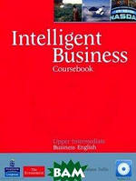 Tonya Trappe, Graham Tullis Intelligent Business Upper Intermediate Coursebook/CD Pack (+ Audio CD)