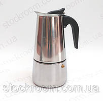 Гейзерная кофеварка Krauff 26-203-002 ~ 200 мл
