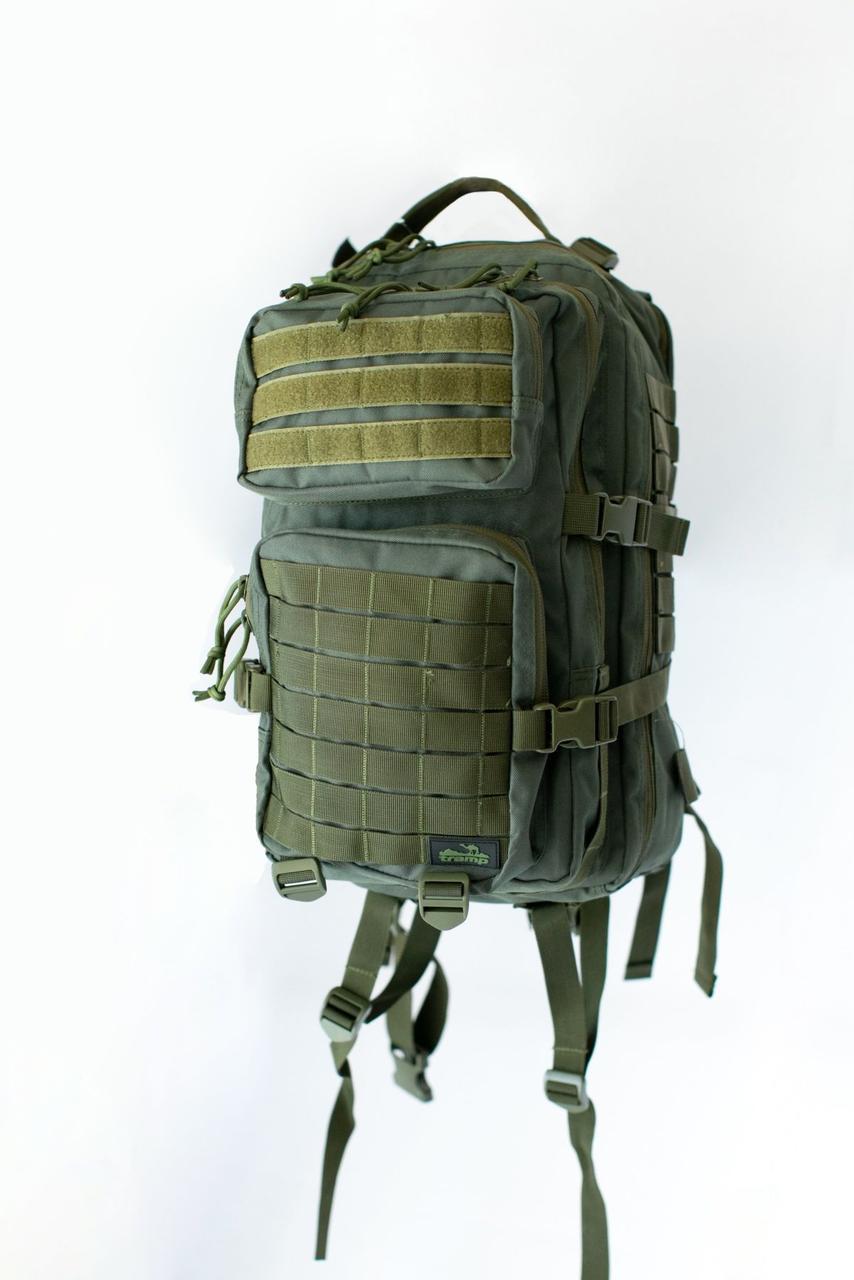 Тактический рюкзак Tramp Squad TRP-041 35 л. зеленый