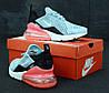 Женские кроссовки  Nike Air Max 270 Blue Red⠀(реплика), фото 5