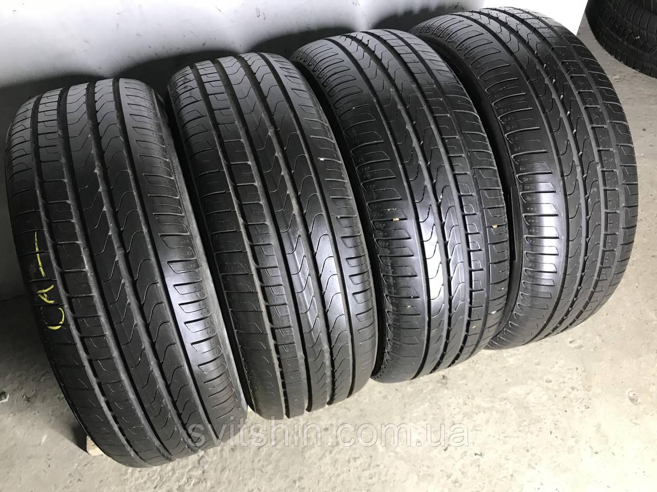 Літні шини 215/55R17 Pirelli Cinturato P7 (7мм) 4шт