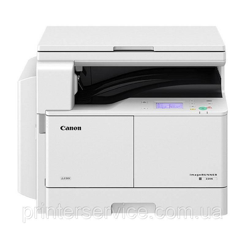 Черно-белое МФУ А3 Canon imageRunner 2206n с Wi-Fi (3029C003)
