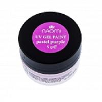 Гель-краска Naomi UV Gel Paint 5г Pastel Purple