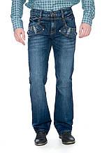 Джинсы мужские Franco Benussi 1084 синие