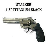 """Револьвер Stalker 4.5"""" Titanium (барабан сталь), фото 1"""