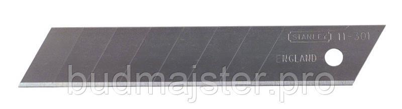Леза Stanley 18 мм, 10 шт