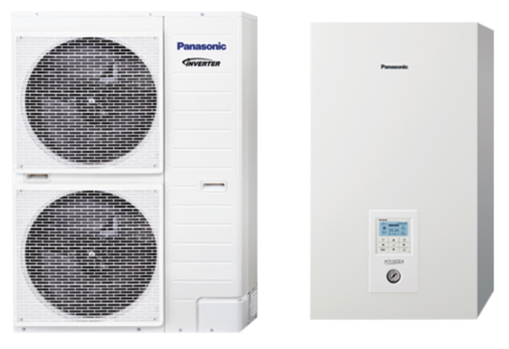 Тепловой насос Panasonic WH-SDC16H9E8
