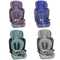 Детское автокресло Bertoni MARANELLO + Plus, группы 1-2-3, 9-36 кг. [4 цвета] (Автосиденье Бертони Маранелло)