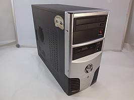 Системный блок, компьютер, Intel Core i3 3220, до 3,3 ГГц, 4 Гб ОЗУ DDR-3, HDD 250 Гб, видео 1 Гб
