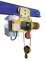Тельфер 1т/12м производства Россия (Барнаул) Грузоподъемность 1000 кг, высота 12,5 метра  Т100-521