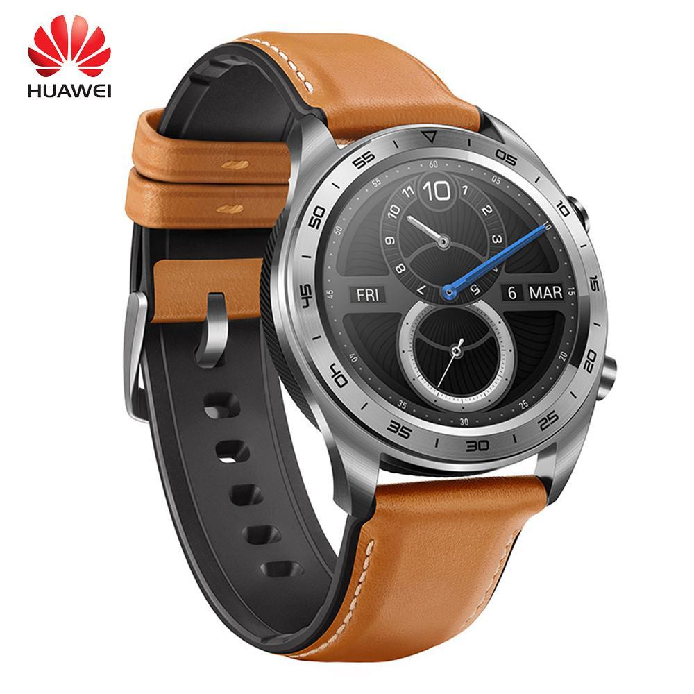 Умные часы Smart Watch Huawei Honor Watch Magic Sport Silver/Brown