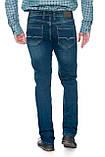 Мужские джинсы Franco Benussi 17-375 синие, фото 4