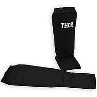 Защита для голени и ног THOR Shin-instep Blk защита ног для бокса і единоборств