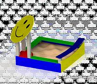 Песочница «Смайлик тип 2», фото 1
